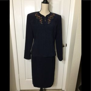 Amanda Smith Dress Suit